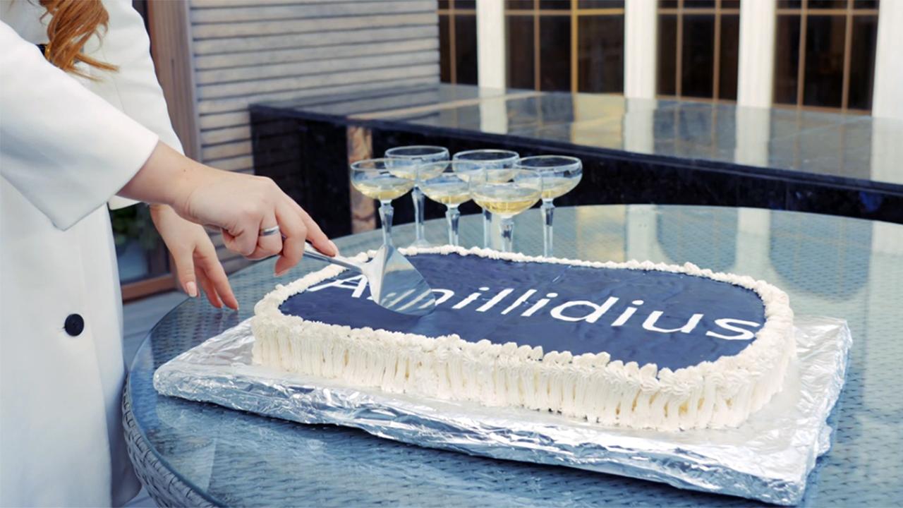 «Амиллидиус» приготовил сюрприз для прекрасной половины компании