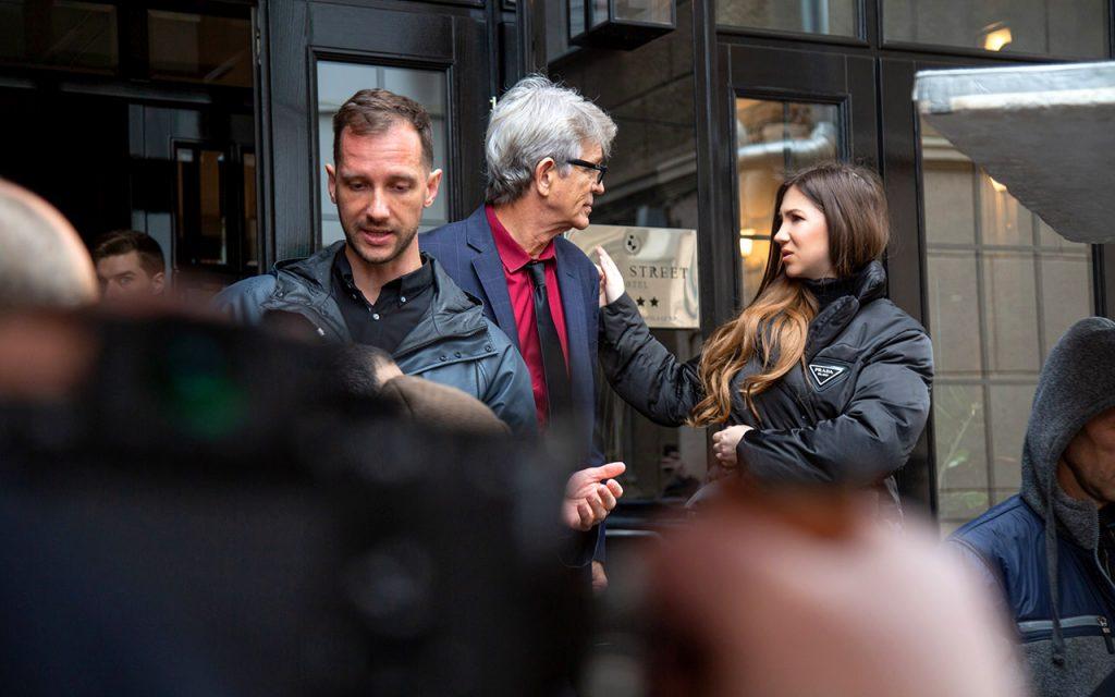 Producent Elvira Gavrilova zaprosiła do filmu gwiazdę Hollywood Erica Robertsa